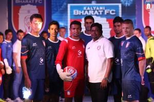 Bharat FC home kit