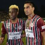 MOHANBAGAN VS SPORTING CLUB AT BARASAT  (1)