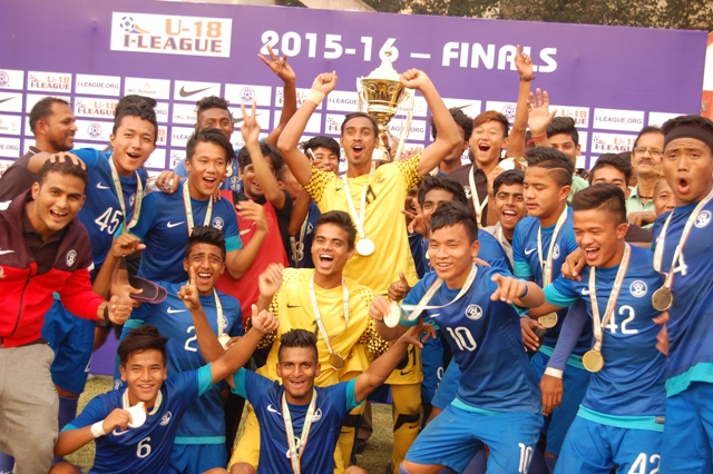 AIFF Elite Academy Triumph The Inaugural Edition of U-18 I-League