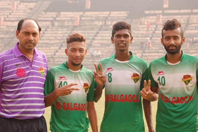 Salgaocar FC Finish U-18 I-League In Third Position