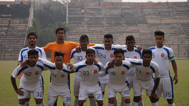 Ronald Singh's Brace Takes TFA Into U-18 I-League Final