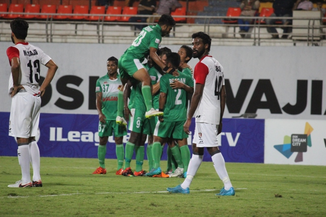Salgaocar FC Garner First Win In Game Week 8