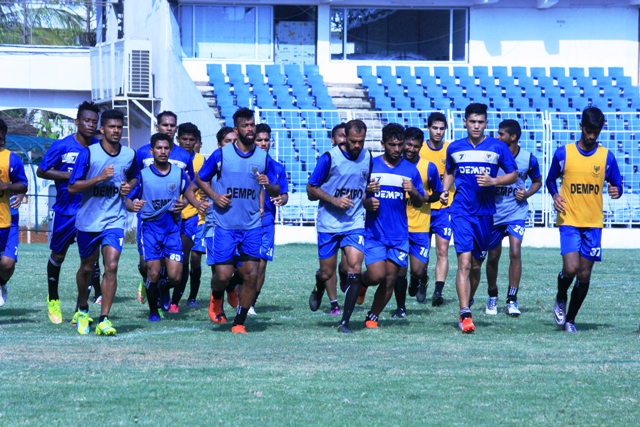 Dempo SC Look Favourite To Come Back To Hero I-League