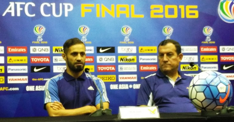 We're Working On Our Potentials To Win The Cup: Basim Qasim