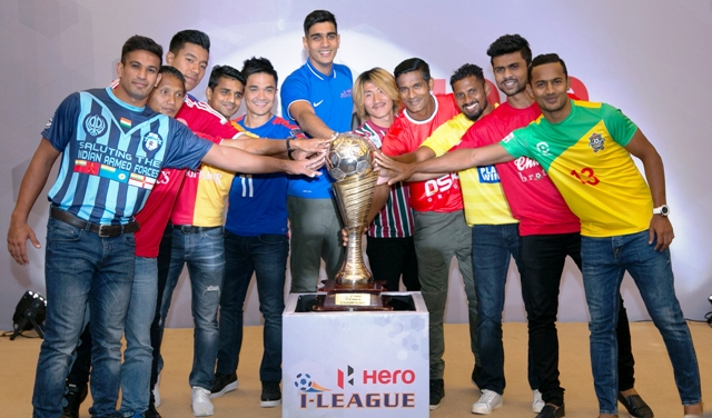 Pan India Spread to Highlight 10th Edition of Hero I-League