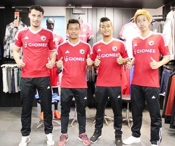 Lajong Unveil New Season Kit Today