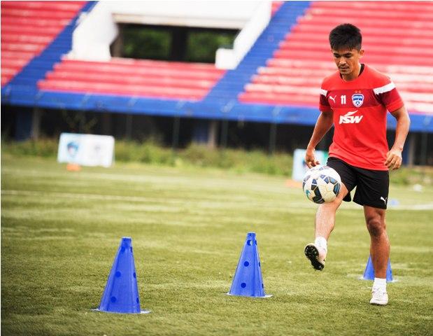 Bengaluru Up Against Mighty Al-Wehdat In AFC CL Qualifier
