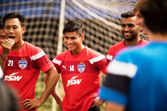 Bengaluru FC Have Raised The Bar, Feels Venkatesh