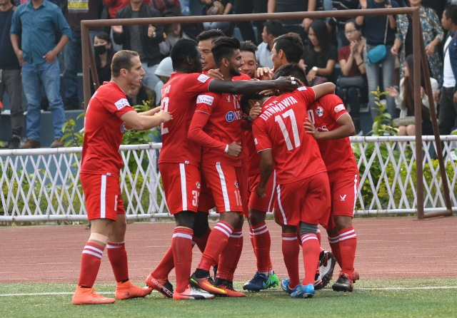 Ralte's Strike Ends East Bengal's Unbeaten Run