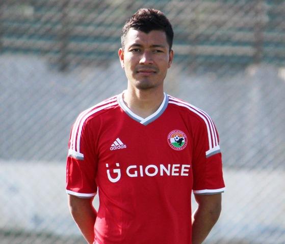 Shillong Lajong Re-signs Aiborlang Khongjee