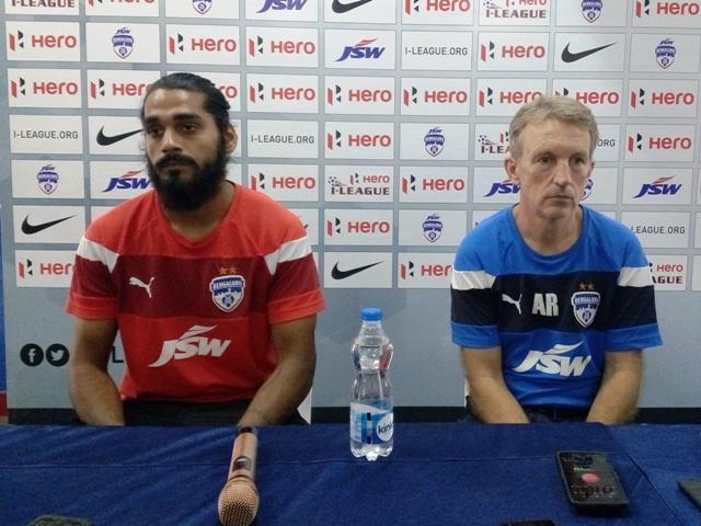 Dented Bengaluru Gearing Up For Mariners