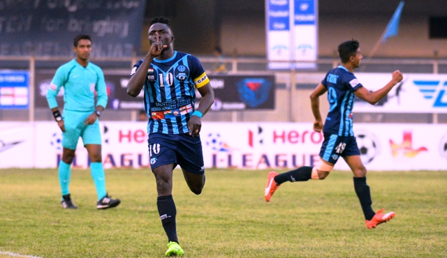 Minerva Share Spoils With League Leaders Aizawl