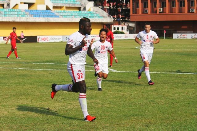 Aizawl Put Pressure On Bagan With A Win in Goa