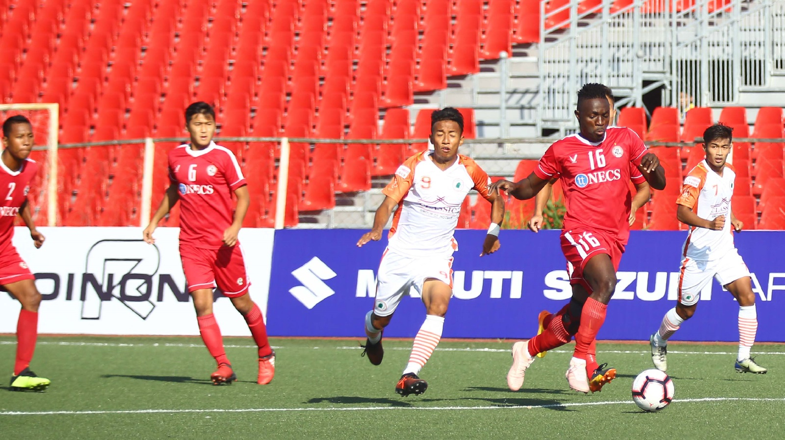 Aizawl and NEROCA failed to register their first win