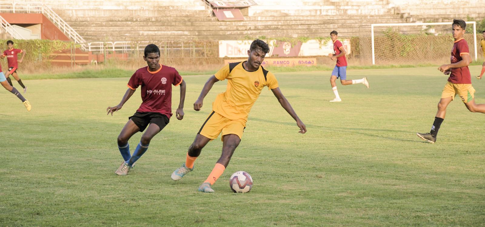 Rahul KP signs for I-League side Sreenidhi Deccan FC