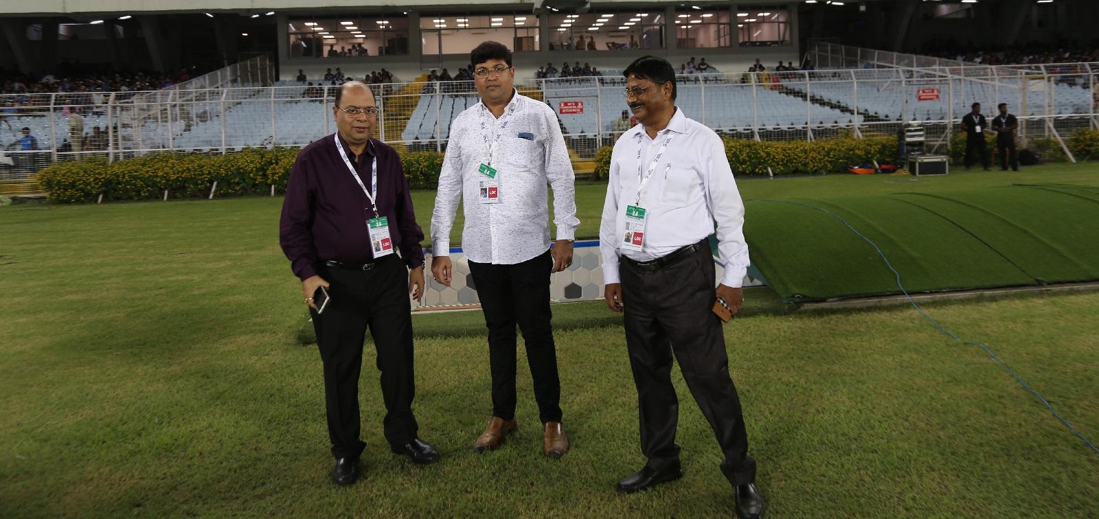 Subrata Dutta, Joydeep Mukherjee, Ajit Banerjee